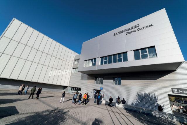 Zitus Madrid: Centro Cultural